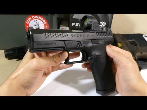 best-handgun-for-home-defense-under-$500-|-cz-p10f-or-vs-glock-9mm