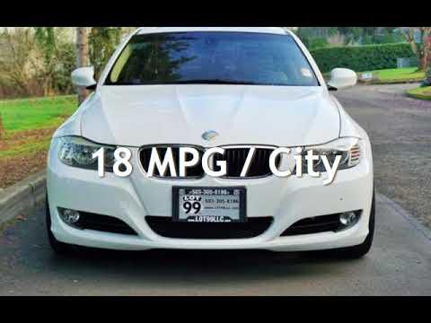 2009 BMW 328i 83k Miles Custom Wheels Tires For Sale In Milwaukie OR