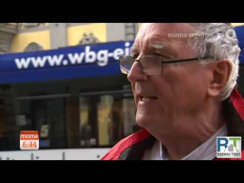 Deutsch:  Moma-Reporter Protest against construction of Ahmadiyya Mosque in Germany