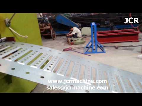 JCR Cable Tray Roll Forming Machine
