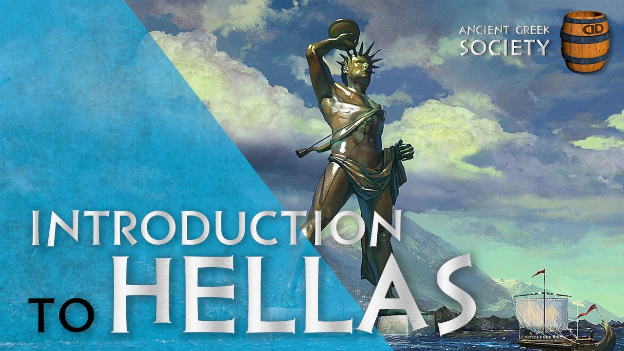 Download Introduction to Hellas - Ancient Greek Society - 01
