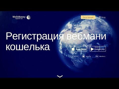 Регистрация Webmoney (вебмани) кошелька 2019 | Как получить формальный аттестат
