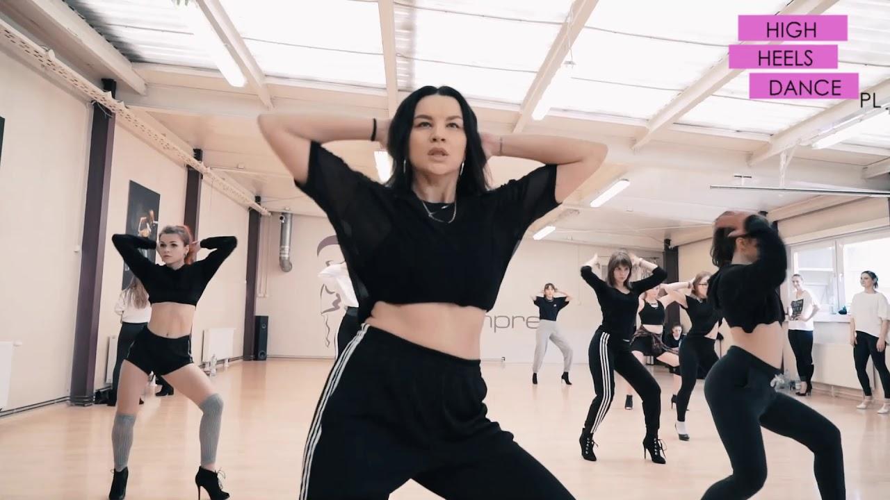 Download High Heels Dance Workshops- Kinga Kaczor class