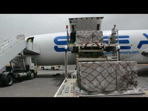 Airport Shipment Sana'a