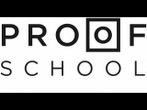 Proof School: The Math Future Series