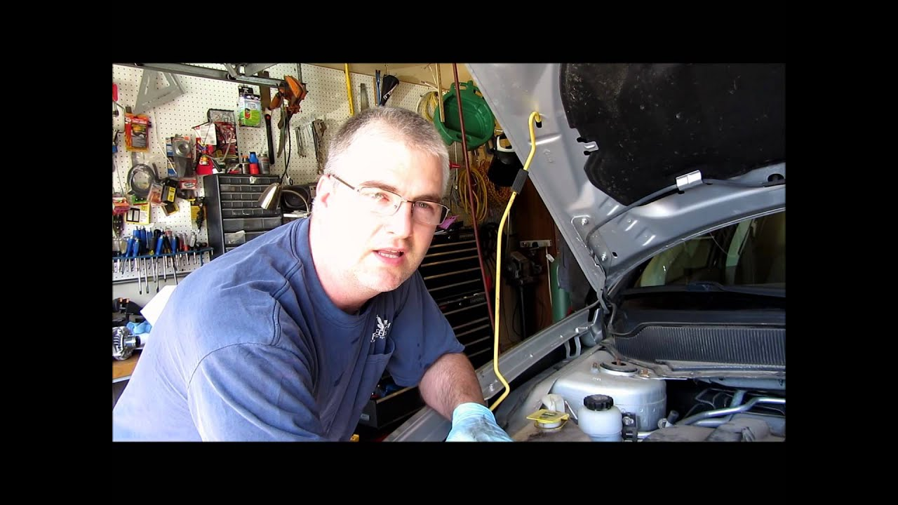 2008 Dodge Avenger Alternator Noise And How To Change It