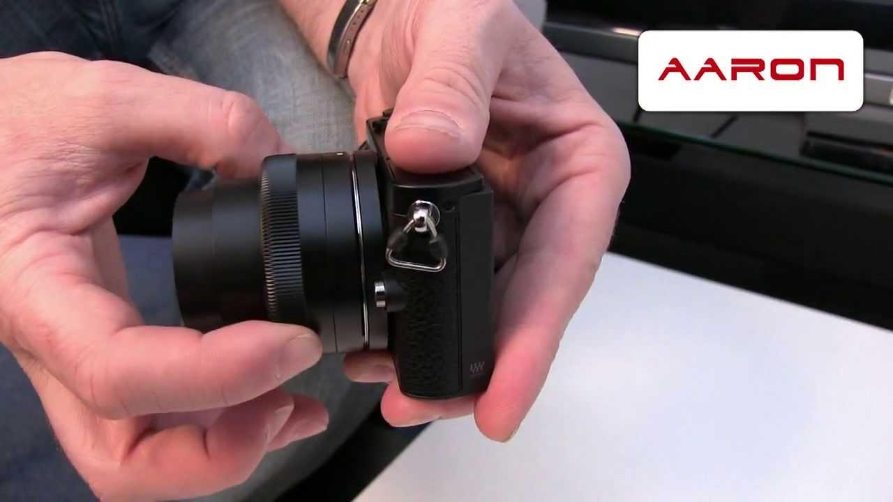 Panasonic Lumix GM1 - Обзор Сверхкомпактной Беззеркальной .