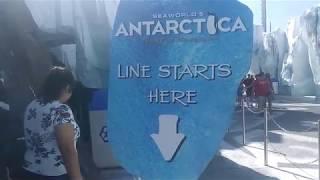 A carefree day at Sea World Orlando:part 2