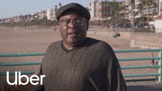 Meet Derrington | Uber