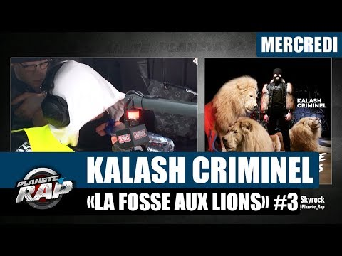 Planète Rap - Kalash Criminel