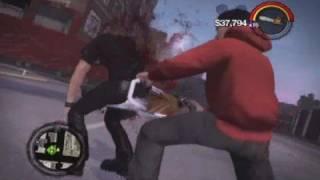 Saints Row 2 - Teenagers (PS3)