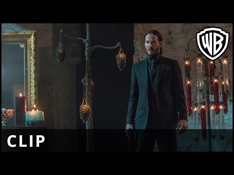 "John Wick: Chapter 2 – ""Suited"" Clip - Warner Bros. UK"