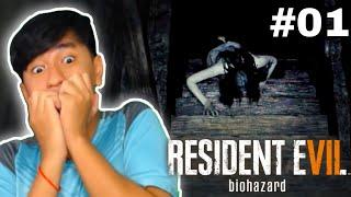ហានិភ័យ !!!!!!!!!!!!!! 😱😱😱 | Resident Evil 7 Part 01