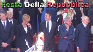 Parata Militare Festa della Repubblica 2 Giugno 2014