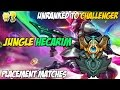 Unranked To Challenger 3 Jungle Hecarim Placement Matches Season 5 mp3