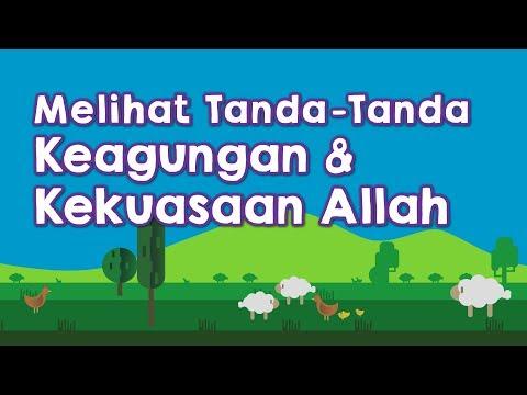 Kata Kata Motivasi: Tujuan Hidup Manusia (Merenungi Tanda Kuasa Allah) - Yufid Kids