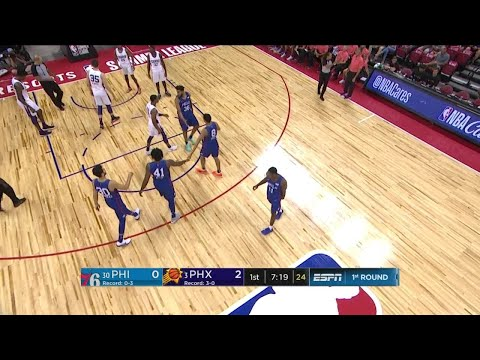 1st Quarter, One Box Video: Phoenix Suns vs. Philadelphia 76ers