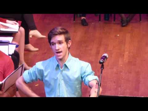 Colin Take it from the top - opening Crazy for You