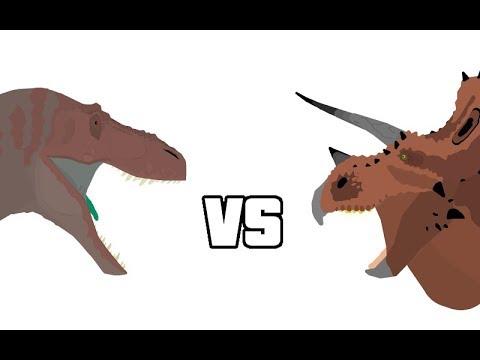DBP Episode 11: Tyrannosaurus Vs Triceratops