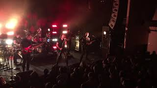 Haken - Clear & The Good Doctor Live @ The Sinclair Boston, MA 11/4/18