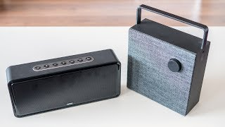 DOSS Soundbox XL vs IKEA Eneby 20 - sound comparison
