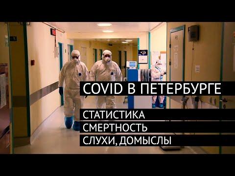 Ситуация с COVID-19 в Санкт-Петербурге. Осень 2020