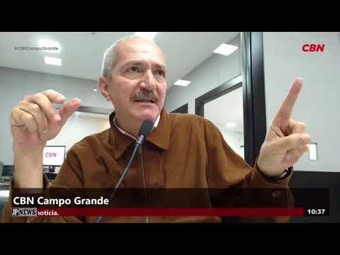 Entrevista CBN Campo Grande: pré-candidato a presidência, Aldo Rebelo