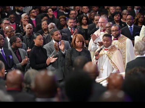 Bishop T.D. Jakes, First Lady Elder Vanessa Long, and Family Remember's Bishop Eddie Long