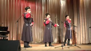 Ансамбль казачьей песни =Ехали казаки=