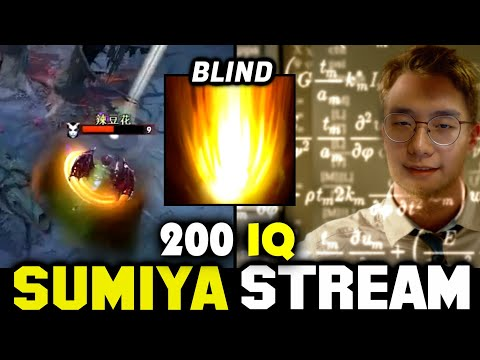 SUMIYA 200IQ Blind Sunstrike Prediction   Sumiya Invoker Stream Moment #1311