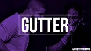 Gutter (Future, Drake, Metro Boomin Type Beat 2016) Prod. Pittmane