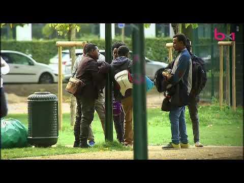 Centre d'hébergement pour les migrants : Bruxelles renvoie la balle au fédéral