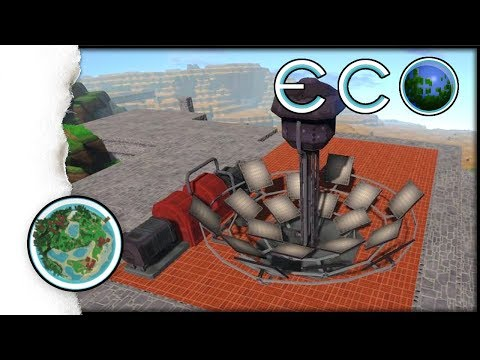 Solar Anlage in ECO | ECO Survival | #37