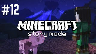 TIME TO SAVE THE WORLD - MINECRAFT STORY MODE (EP.12)