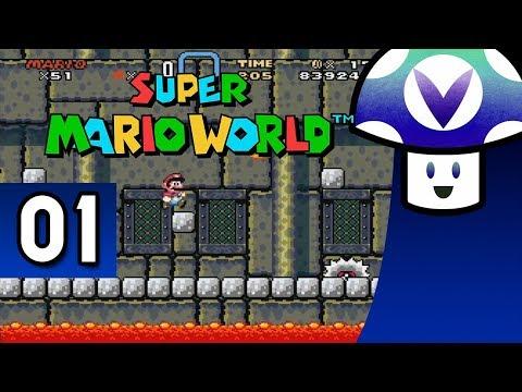 [Vinesauce] Vinny - Super Mario World (part 1)