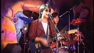 『ザ・トラッシュ・ボックス』のライブ。 1993/8 西葛西 Diana.
