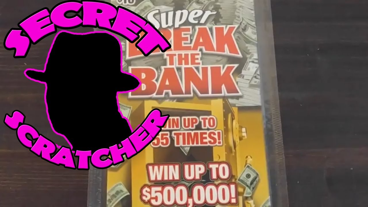 Safe Crackin' on the NEW SUPER BREAK THE BANK from the Ohio Lottery