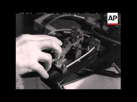 MORSE CODE MACHINE - B/W - NO SOUND