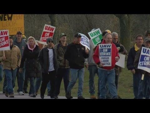 Kohler Co. employees on strike Monday