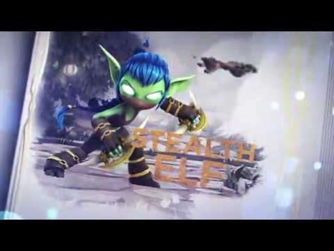 Skylanders Academy Theme Song HD!