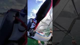 Foil windsurfing 포일 윈드서핑