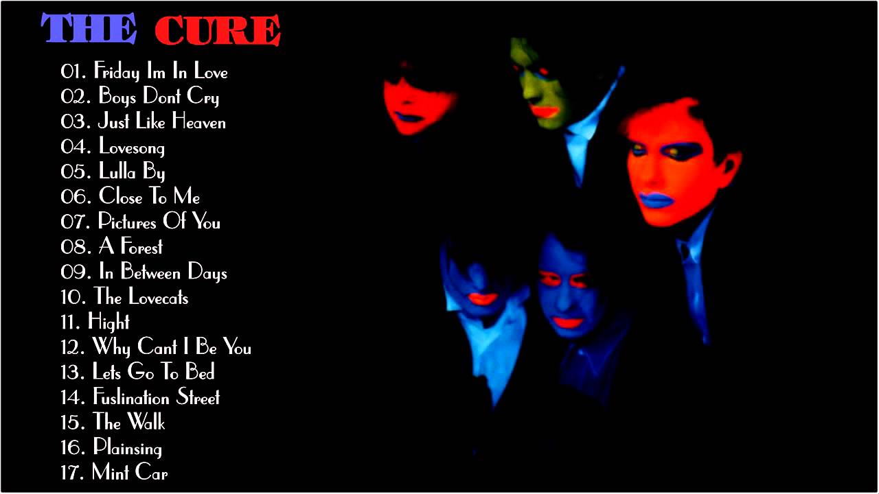 THE DO CURE BAIXAR COMPLETA DISCOGRAFIA