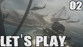 Call of Duty 4: Modern Warfare Remastered (FR) - LET'S PLAY #02 | Gameplay PS4