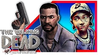 ●🎮 THE WALKING DEAD (A Telltale Games Series) 【PC Steam Gameplay - First Minutes】