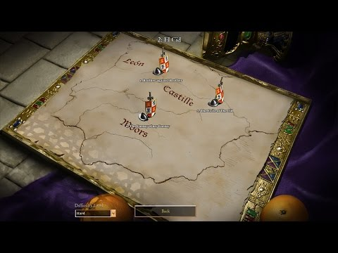 Age of Empires II: The Conquerors Campaign - 2.3 El Cid: The Exile of The Cid