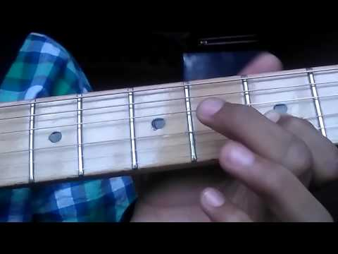 Mohabbatein love theme _ guitar lesson by Jãin Pulkit