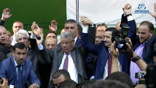 تجمع القاعة البيضاوية: أحزاب ومنظمات تدعوا إلى التجند لدعم برنامج رئيس الجمهورية