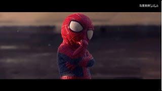Something Just Like This - Spider Man phiên bản đáng eo