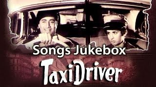 Taxi Driver Full Songs Jukebox | Dev Anand & Kalpana Kartik