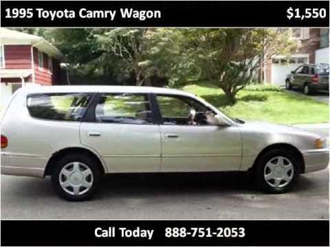 1995 toyota camry wagon used cars peekskill ny youtube. Black Bedroom Furniture Sets. Home Design Ideas
